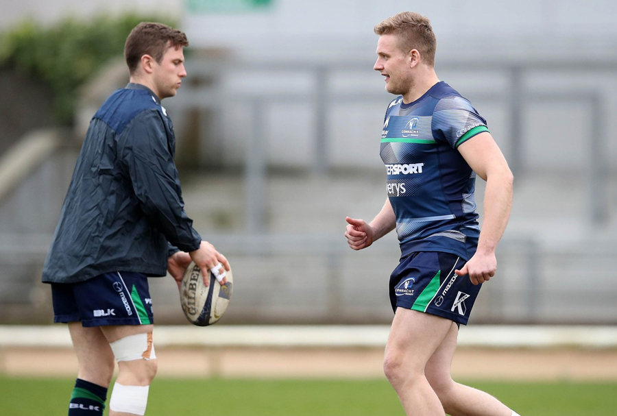 TACKLE YOUR FEELINGS IN CONNACHT