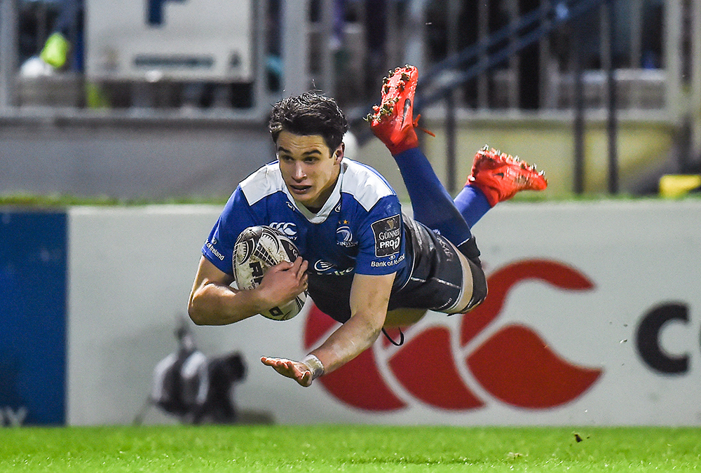 JOEY CARBERY<br>CARB LOADING
