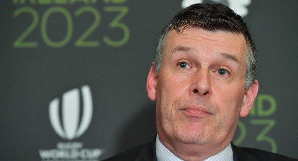 PHILIP BROWNE:<br>IRELAND LEADING THE WAY IN THE PROFESSIONAL RUGBY WORLD