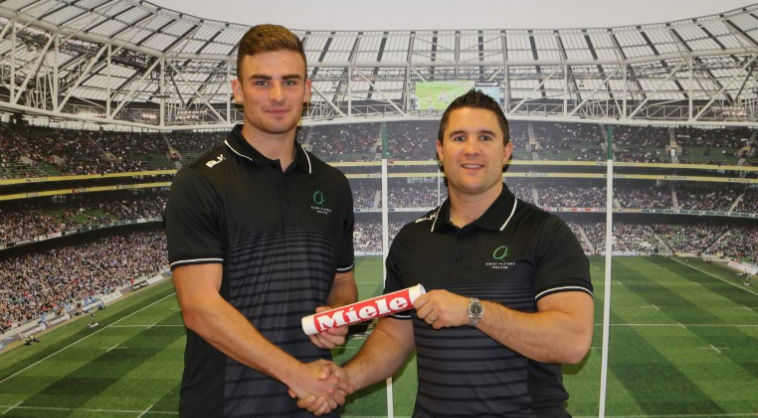 MIELE/RUGBY PLAYERS IRELAND PERSONAL DEVELOPMENT BURSARY