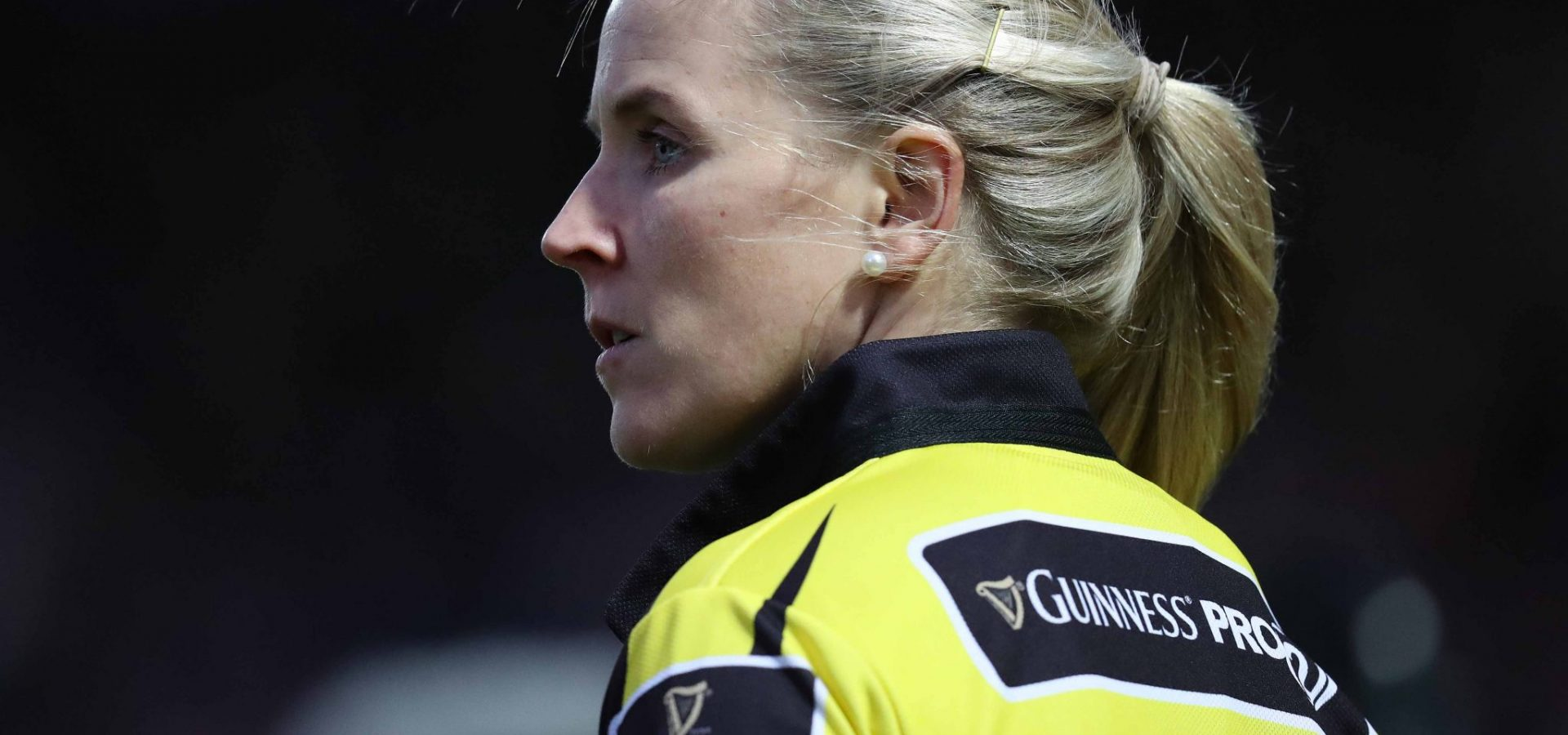 JOY NEVILLE<br>WORLD RUGBY REFEREE OF THE YEAR