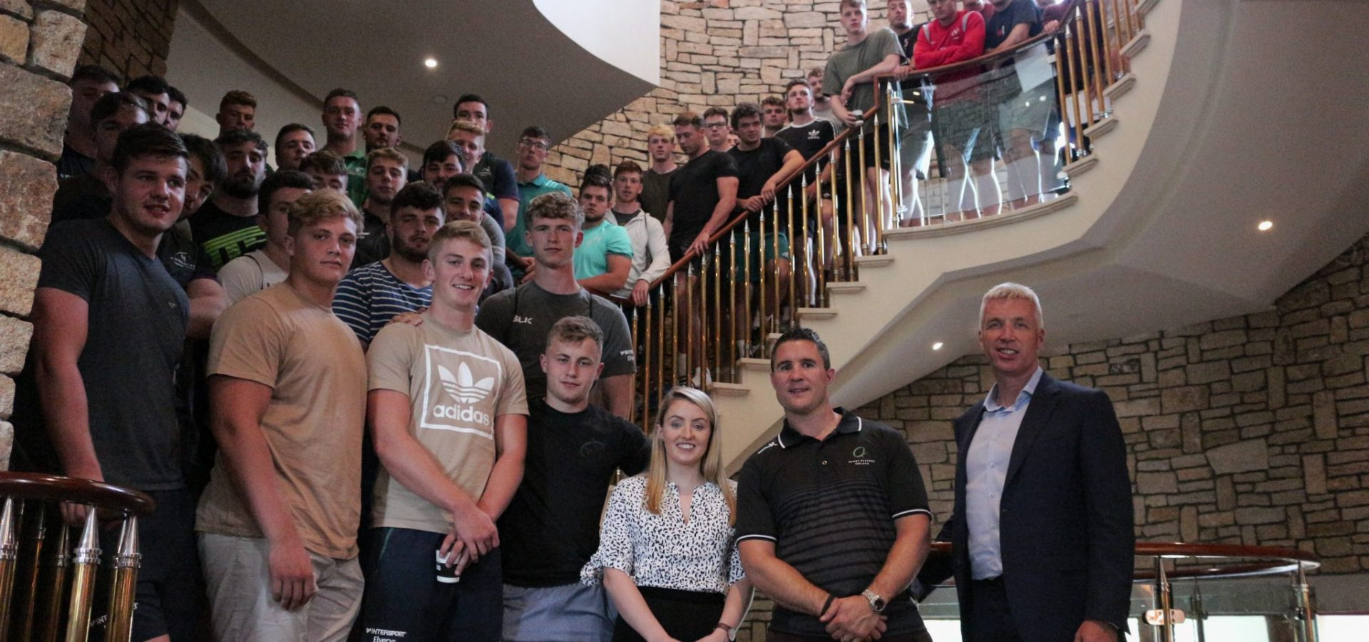 INAUGURAL RUGBY ROOKIE CAMP TAKES PLACE