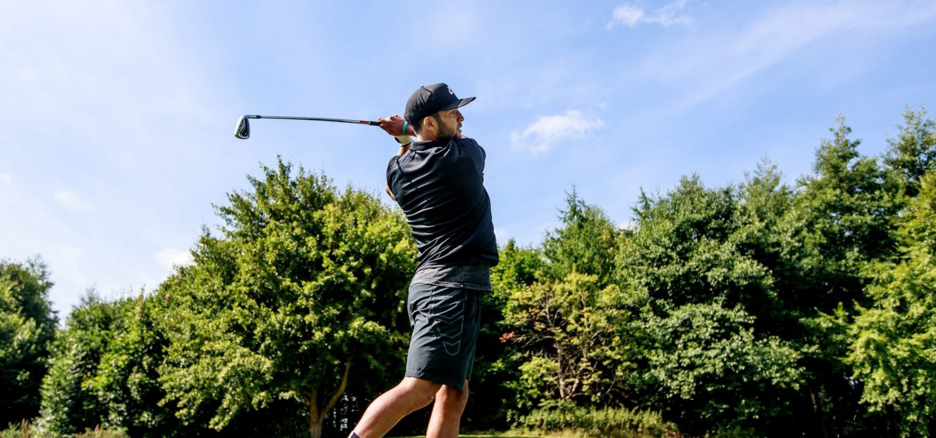 SOME SCORCHING PLAY AT ANNUAL GOLF CLASSIC