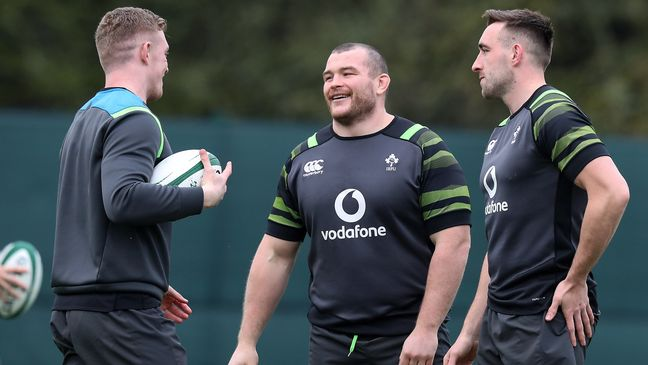 RUGBY PLAYERS IRELAND ASSIST WITH NEW MENTAL RESOURCE TO HELP RUGBY MEDICS
