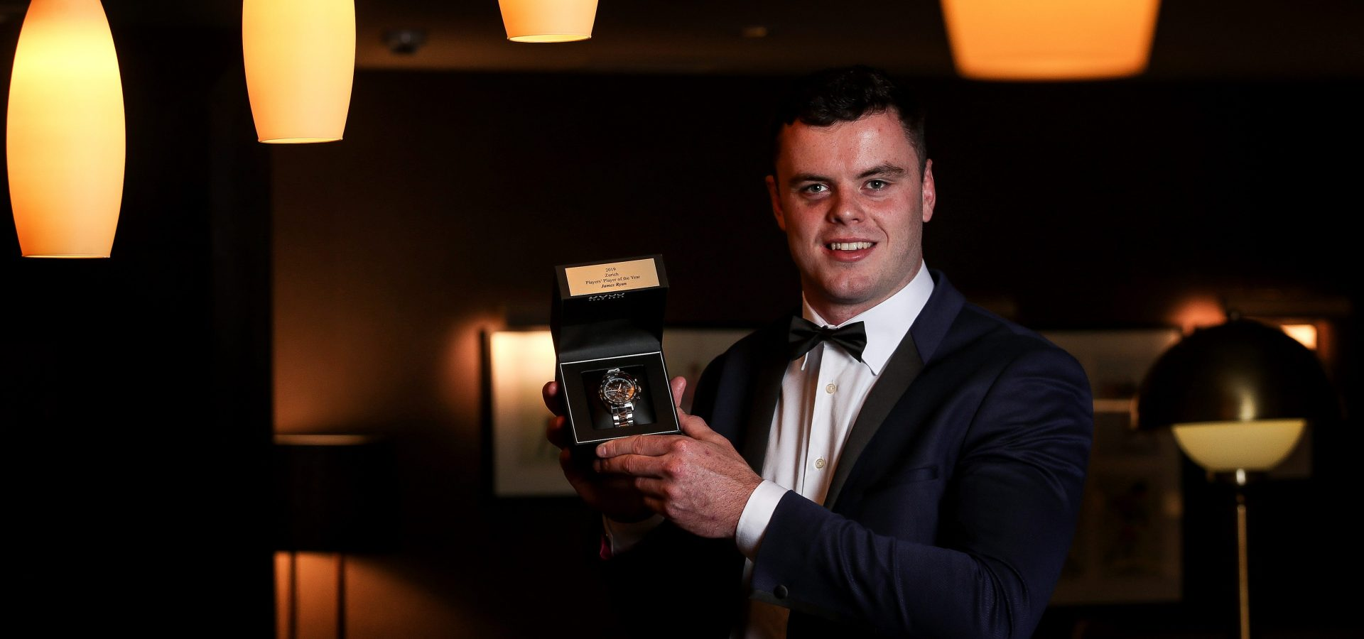 JAMES RYAN NAMED PLAYERS' PLAYER