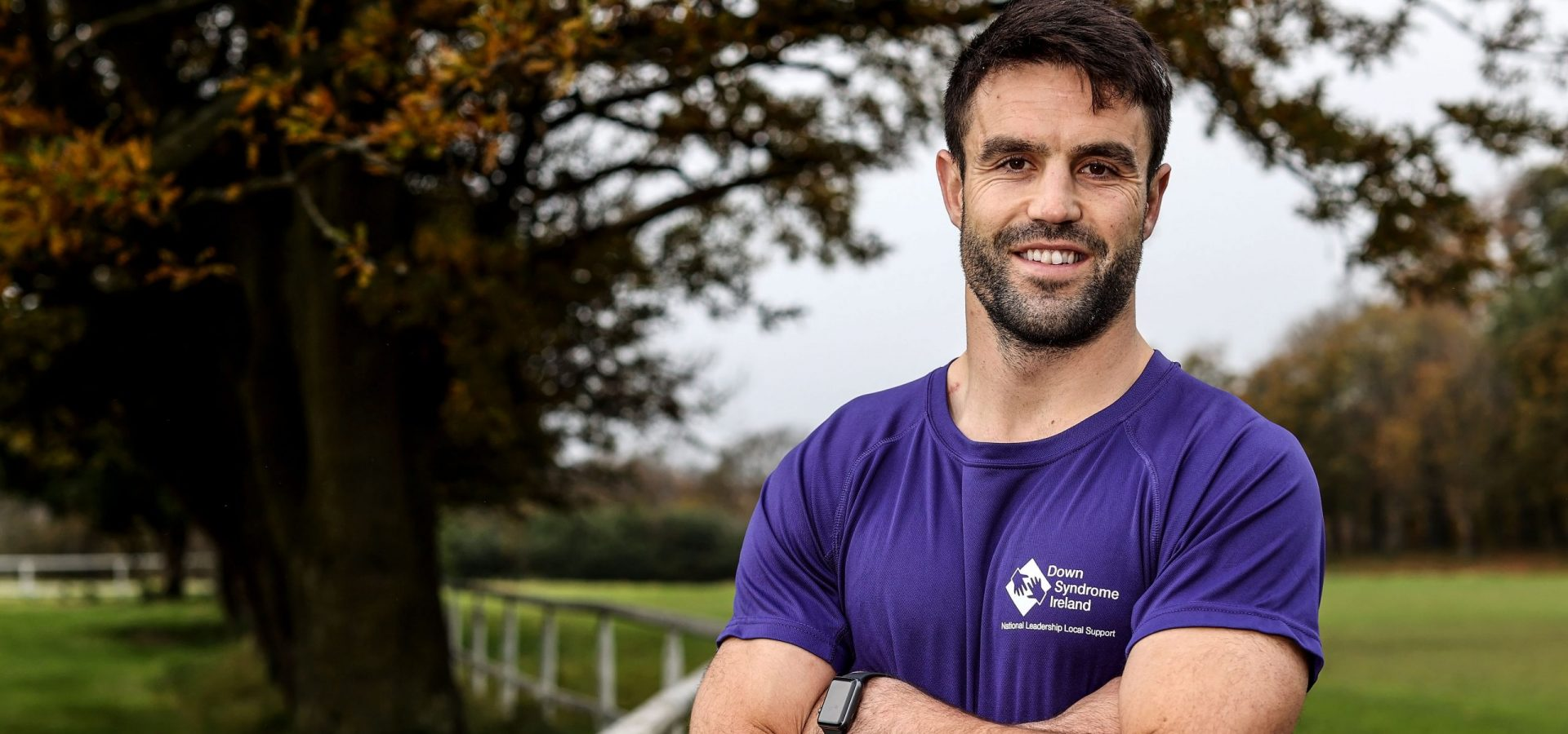 Rugby Players Ireland link Conor Murray with Down Syndrome Ireland