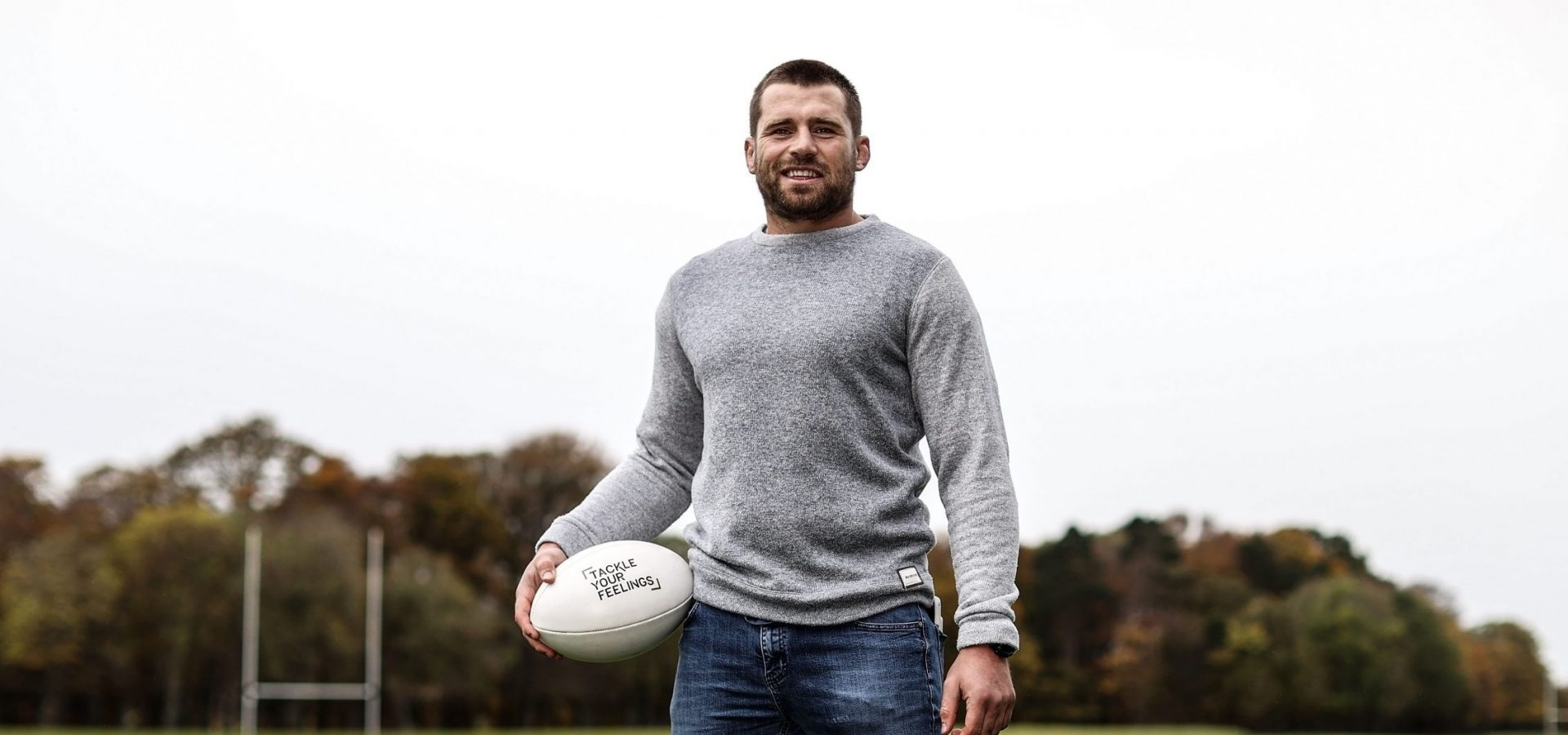 CJ Stander joins forces with Tackle Your Feelings