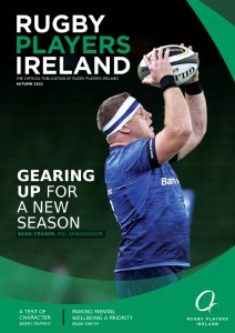 Rugby Players Ireland - Autumn 2021